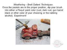 national model railroad association weathering vehicles mike