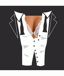 Womens Holidays by Ladies Tux With Bra Women U0027s T Shirt Tuxedo Bras Fancy Dress