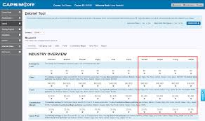 debriefing report template product enhancement releases capsim blog ten teams now available in capsimcore