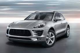 Porsche Macan Facelift - porsche macan r4 2 0 petrol to take on jaguar f pace autocar india