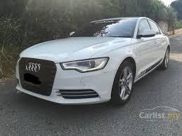 white audi sedan audi a6 2012 tfsi 2 0 in kuala lumpur automatic sedan white for rm