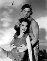 irish movie actresses of the 1940s and 1950s tarzan films and movie