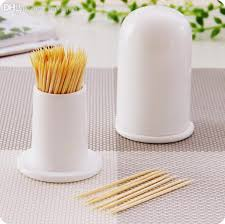 tooth pick holders wholesale white ceramic toothpick holder household toothpick