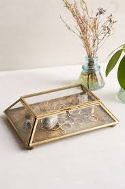 Urban Outfitters Vanity Magical Thinking Faceted Glass Vanity Box Glass Vanity Magical