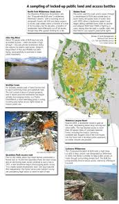 Oregon Blm Maps by Private Property Blocks Access To Public Lands U2014 High Country News