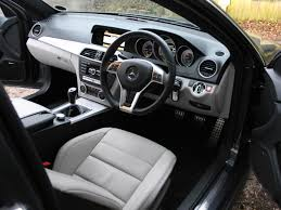 driven mercedes c250 cdi coupe pistonheads