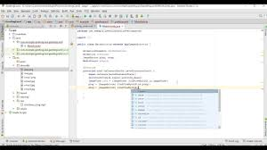 3 simple greeting card in android studio with animation
