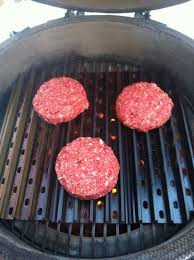 Backyard Grill Stuffed Burger Press by Hrm Creative Bbq Stuff Hanburgers On The Big Green Egg