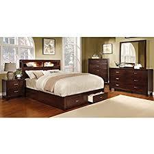 Bedroom Furniture B And Q 247shopathome Idf 7291ch Q 6pc Bedroom Furniture Sets