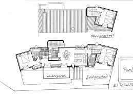 Englische Schlafzimmerm El Ferienhaus Calpe El Tosal 27 Fewo Direkt
