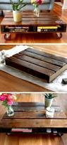 35 easy and free diy project to build a coffee table ideas