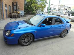 subaru sedan 2002 wrecking subaru impreza wrx 2002 bug eye gda sti headlights and