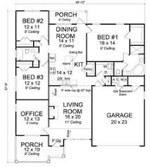 3 Bedroom 2 Bath Open Floor Plans Empoli House Plan Narrow Lot House Plans Luxury Houses And House