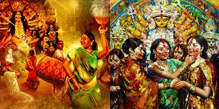 celebrating durga puja in kolkata what the festival offers