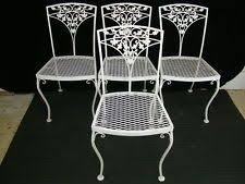 Vintage Woodard Patio Furniture by 1326 Best Vintage Wrought Iron Patio Furniture Images On Pinterest