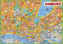map attractions hamburg tourist attractions map