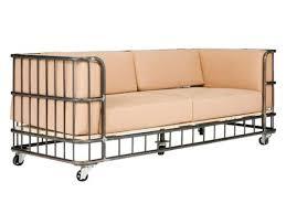 massivum industrial sofa lesotho 3er in niedersachsen