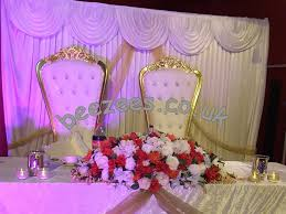 King And Queen Throne Chairs King Queen Throne Chairs Sofa Beezees Creations