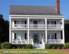 Southern Plantation Style Homes William E Poole Designs Inc The Providence House Plans