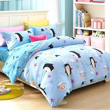 Childrens Duvet Cover Sets Childrens Duvet Covers Next Bouncy Penguin And Sailor Pattern Kids