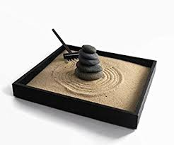 Desk Ideas For Office Amazon Com Stacking Stones Zen Garden Desktop Gift Ideas For