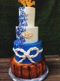 wedding cake daily nautical by daniel guiriba cakes cake decorating daily