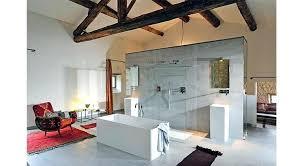 salle de bain ouverte sur chambre 30 jolies suites parentales daccoration chambre ouverte sur