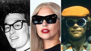 Holly Stars by Buddy Holly U0027s Famous Glasses And More Stars In Spectacles Photos