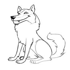 red riding hood wolf clipart 50