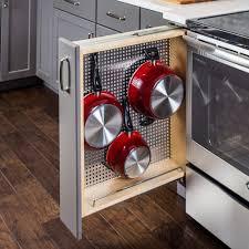 base cabinet filler including pegboard organizer all cabinet parts