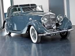 rolls royce 25 30 hp sedanca coupe by gurney nutting u00271937
