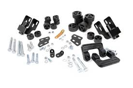 jeep lift kit box 3 25in combo lift kit for 07 13 chevy gmc 1500 pickup rough