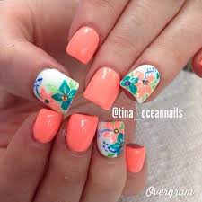 nail art design ideas for short nails for summer nails