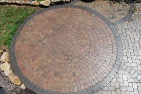Circle Paver Patio Kits Circle Paver Patio Kits Unique Paver Circle Patios Chancase