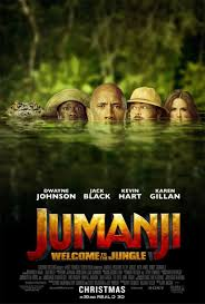 jumanji 2 welcome to the jungle 2017 cast trailer release date