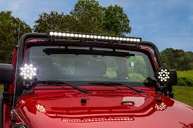round led lights for jeep 48w 24 volt truck lights led truck working light for jeep police