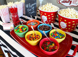 the party ideas popcorn party ideas popsicle