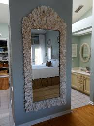 shell mirror bernice standen sea shell mirrors driftwood ideas