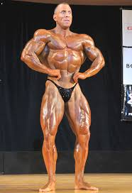 Blind Fitness Ricky Welling The Only Pro Bodybuilder Who Is Legally Blind