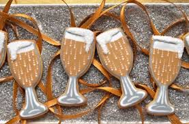 New Year S Cookie Decorations by Foodista Champagne Glass Cookies Are A New Year U0027s Eve Treat