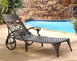 Wrought Iron Patio Furniture Vintage Wrought Iron Patio Chaise Lounge U2013 Bankruptcyattorneycorona Com