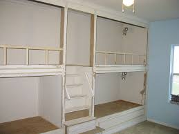 Wall Bunk Beds Arrangement Bunk Beds Built Into The Wall Room Decors And Design