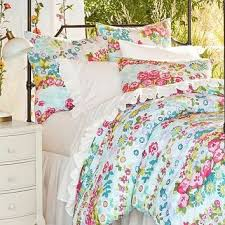 Duvet Dictionary Vintage Bloom Duvet Cover Sham From Pbteen Bedding Love
