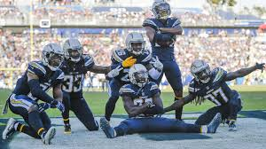 nfl week 12 thanksgiving chargers and cowboys on