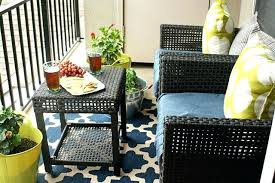 Small Outdoor Rug New Small Outdoor Rug Small Patio Ideas From One Patio To Another