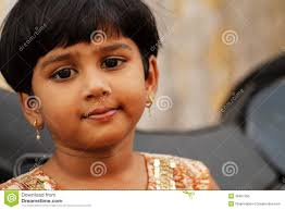 Indian cute small girl editorial image Image of asian  39407355
