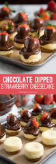 Where To Buy Chocolate Strawberries Chocolate Strawberry Cheesecake The Little Epicurean