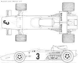 ferrari front drawing 1970 ferrari 312 b cabriolet blueprints free outlines