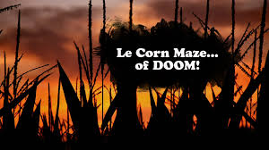 le corn maze of doom harvey beaks wiki fandom powered by