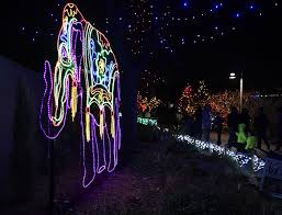 when do the zoo lights start parade of lights zoo lights christmas lights holiday displays in